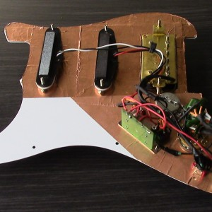 SSH Pickguard Wilkinson Pickups – Half out-of-Phase – VariTone ...