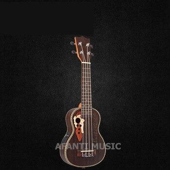 Afanti Music Rosewood / 21 inch Ukulele (DGA-247)