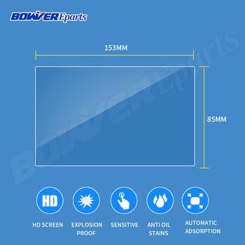 "7"" 8"" 9"" 10""10.2"" Universal Tempered Glass Screen Protector Film for Tablet Ereader Ebook car gps Navigation DVD Stereo Radio"